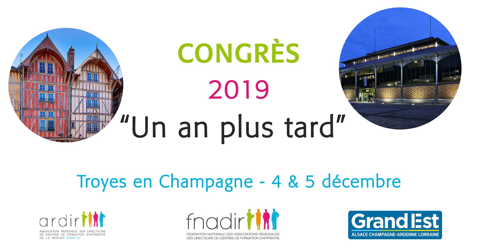 congres fnadir 2019