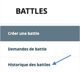 Battle week coorpacademy : choisissez votre adversaire