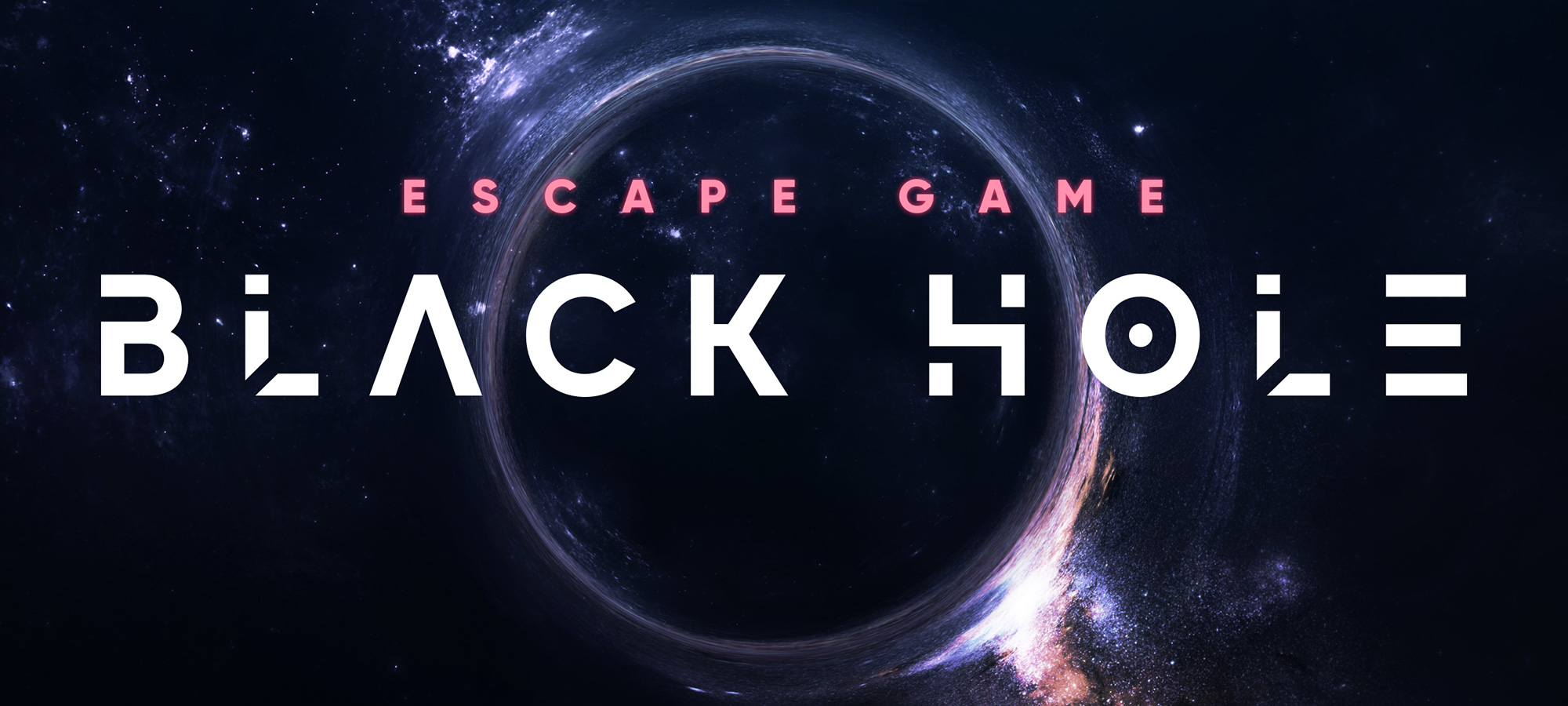 Escape Game Bl@ck H0l3