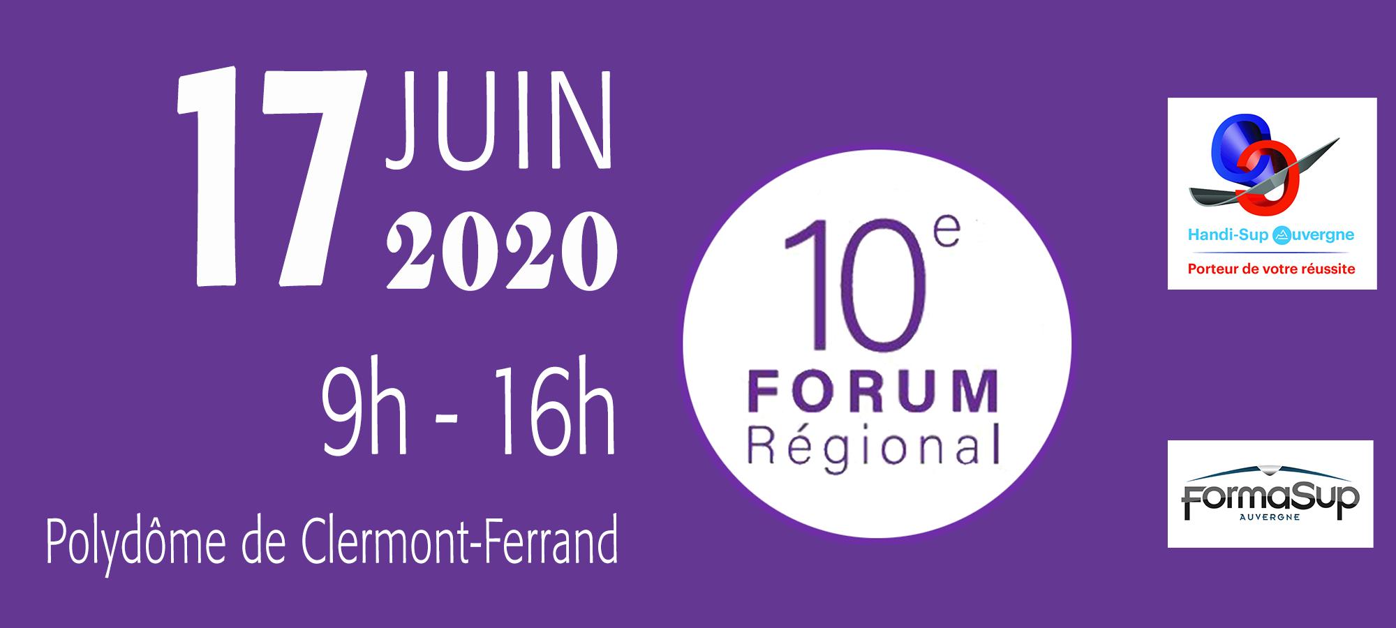 forum handicap emploi juin 2020