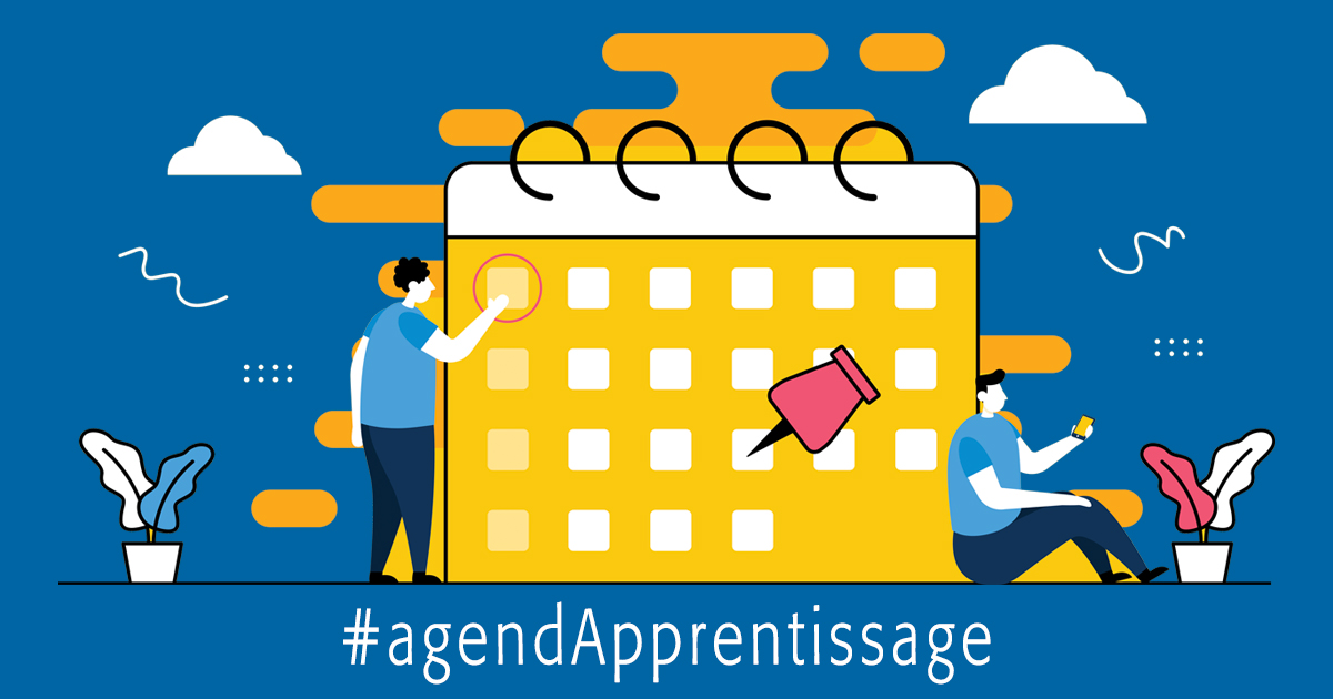 Agenda apprentissage