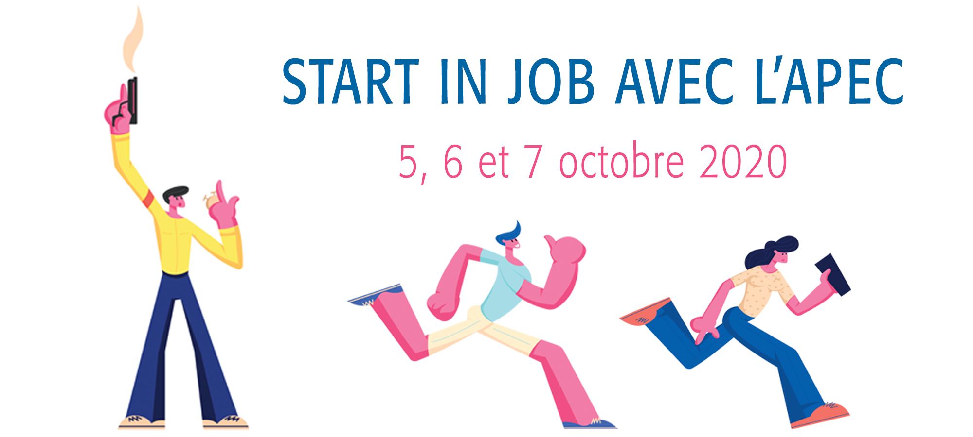 Start in job Apec