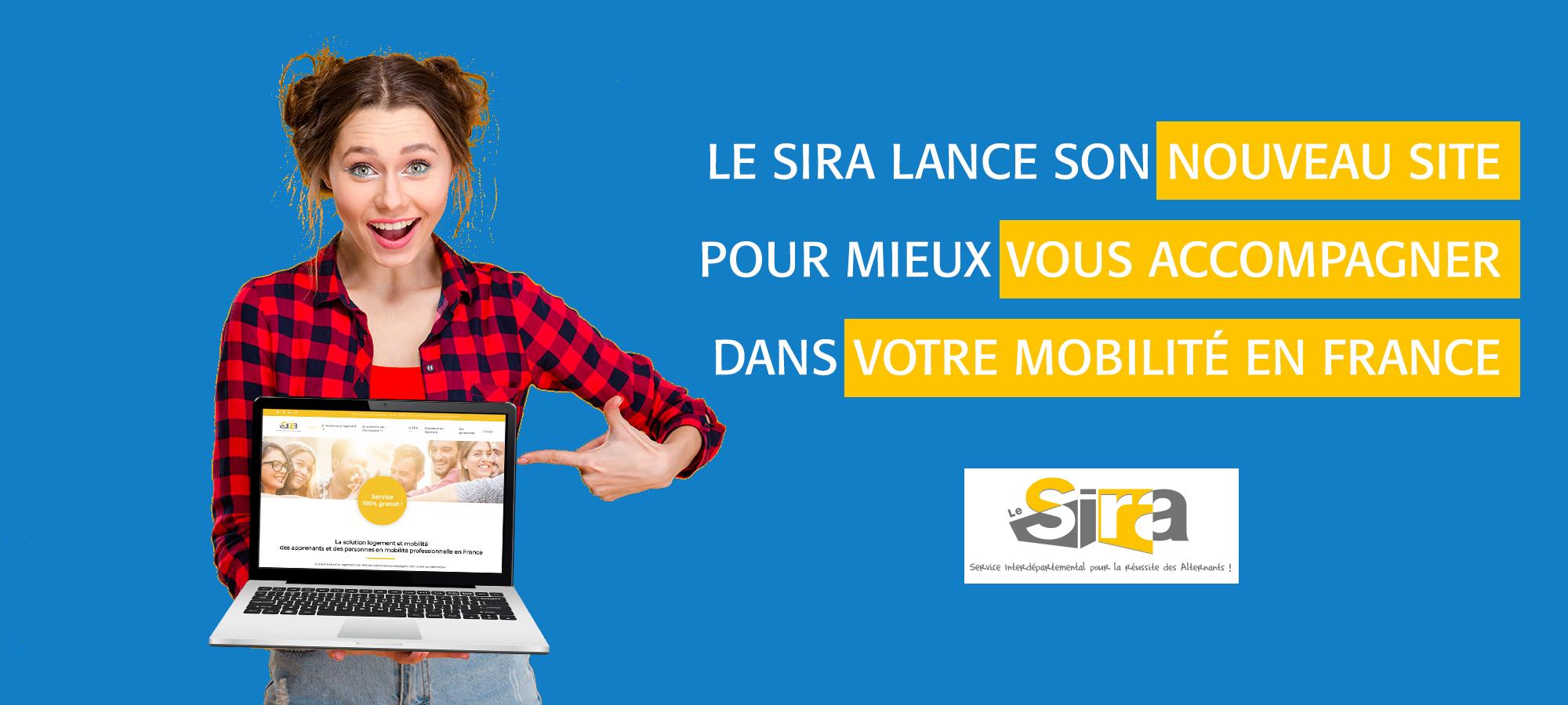 Nouveau site pour Le Sira